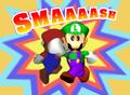 SSB64 Congratulations Luigi.png