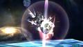 Wolf Down Aerial Meteor Smash Brawl.png