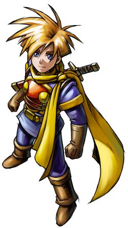 Taken from the Golden Sun wiki, which in turn took it from Golden Sun