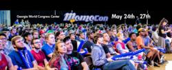 Banner for MomoCon2018.