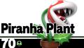 SSBU Piranha Plant Number.png