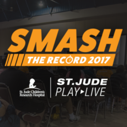 Logo for Smash The Record Event