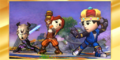 SSB4-3DS Congratulations Classic Mii Fighter.png
