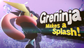 SSB4 Newcomer Introduction Greninja.png