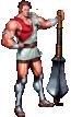 Heracles's spirit in SSBU