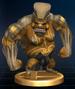 Darbus trophy from Super Smash Bros. Brawl.