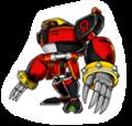 Brawl Sticker E-123 Omega (Sonic Heroes).png