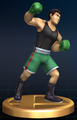 Little Mac - Brawl Trophy.png