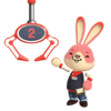Render of Arcade Bunny from the official website
