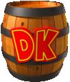 DK Barrel DKCR.png