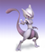 Artistic rendering of Mewtwo in Project M.