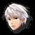 Robin's stock icon in Super Smash Bros. for Wii U.