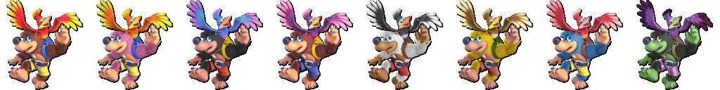 Banjo & Kazooie Palette (SSBU).png