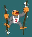 Donkey Kong Jr. Unused Trophy Brawl.png