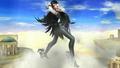 SSB4-WiiU - Bayo Sidestep.png