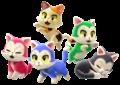 SSBU spirit Kittens.png