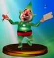 Tingle Trophy Melee.png