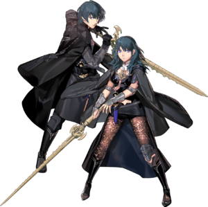 Byleth from FE: Three Houses