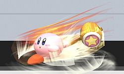 Kirby's Hammer.