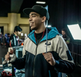 Picture of Axe from the 2013 SSBM Player Rankings.