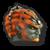 Ganondorf's stock icon in Super Smash Bros. for Wii U.