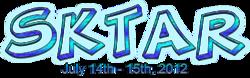 The logo of SKTAR.