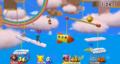 SSB4U Yoshi's Woolly World Sky.PNG